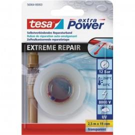 "TESA Joint Auto Amalgamant \""Silicone\""  2,5m x 19mm  Transparent"
