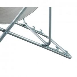 SEATZAC Fauteuil gonflable en polyester avec Light Kit Led - 100x70x80cm - Vert