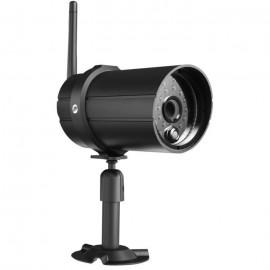 CHACON Dio Caméra de surveillance IP HD extérieure WiFi avec PIR pilotable a distance