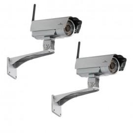 BLUESTORK PACK 2 CAMERAS IP HD CLOUD WIFI VISION DE NUIT  CAM/OF/HD2X