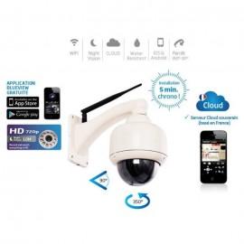 BLUESTORK BSCAM Caméra IP HD extérieur  Cloud  Wifi