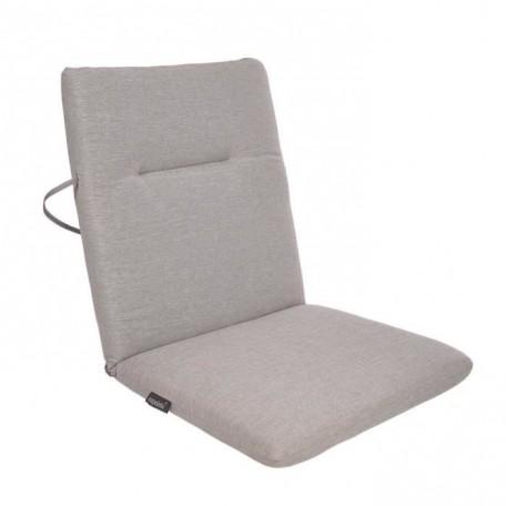 EZPELETA Coussin de chaise maxi Green  87 x 44 cm  Gris clair