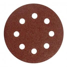 Lot de 6 disques abrasifs pour décaper  Ř 115 mm  Gros grain 40