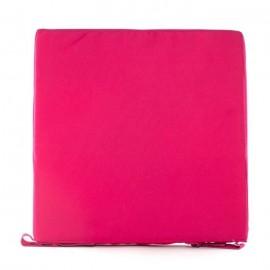 ANDORA Coussin de chaise d\'extérieur MAX 40x40x4 cm rose
