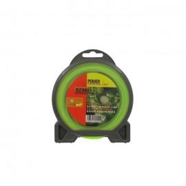 JARDIN PRATIQUE Fil nylon rond premium line OZAKI pour débroussailleuse  Ř 1,6 mm  L 15 m