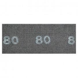 BOSCH grille de ponçage   93x230 mm  Grain 80