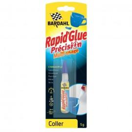 BARDAHL Rapid Glue  Prise rapide 3 secondes  Haute résistance   5 g