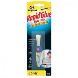 BARDAHL Rapid Glue  Stylo   Prise rapide 3 secondes  Haute résistance  12 g