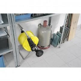 JARDIN PRATIC Épandeur rotatif a tracter - Capacité : 36 Kg