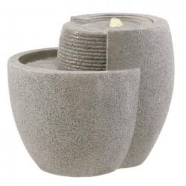 ESTERAS Fontaine  Comallo Granite Grey  Fibre de verre