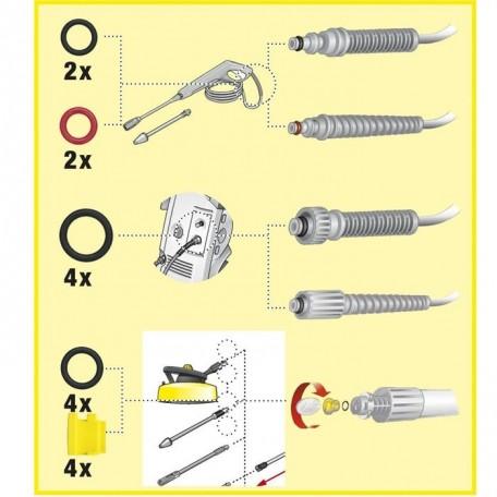 Joints toriques de rechange Karcher