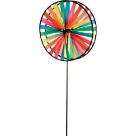 HQ INVENTO Moulin a vent double roue Magic Wheel  Roues identiques