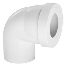 WIRQUIN Pipe rigide courte  Coudée male  Ř 100 mm