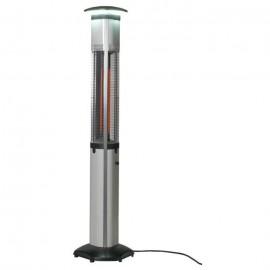 FAVEX Chauffage électrique ELEGANT ECLAIRANT 2700 W  En acier  38,8 x 41,7 x 165 cm