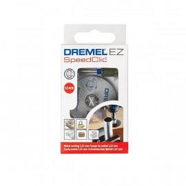 DREMEL Adaptateur EZ Speedclic2disques tronçonner