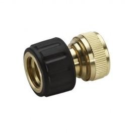 KARCHER Raccord en laiton  Aquastop  Ř19 mm