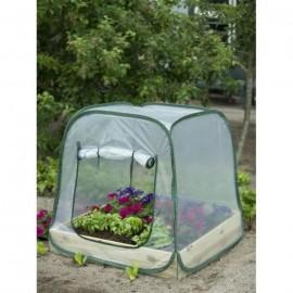NATURE Serre de jardin pour carré potager