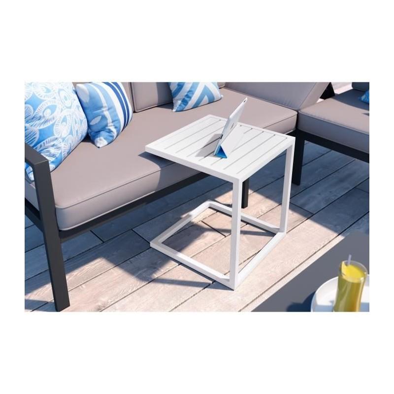 finlandek desserte de jardin a roulette en eucalyptus. Black Bedroom Furniture Sets. Home Design Ideas