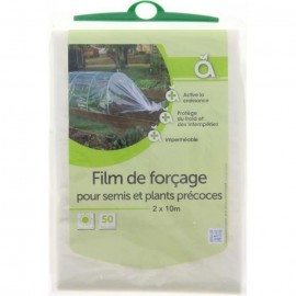Film de forcage  2 x 10  Transparent