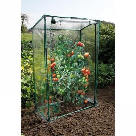 Serre a tomates  film 100gr/m˛  150x100x50 cm